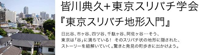 東京スリバチ地形入門 皆川典久